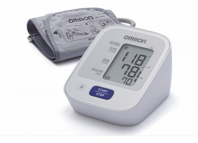blodtrycksmätare bäst i test 2016